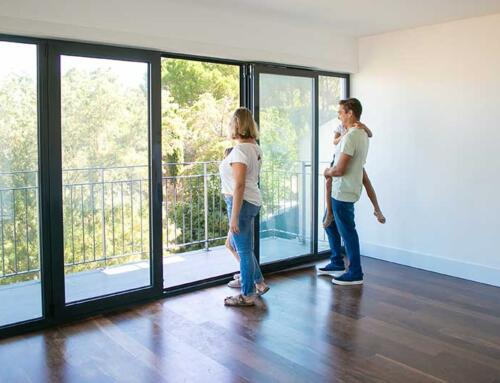 Las ventanas y el aislamiento térmico